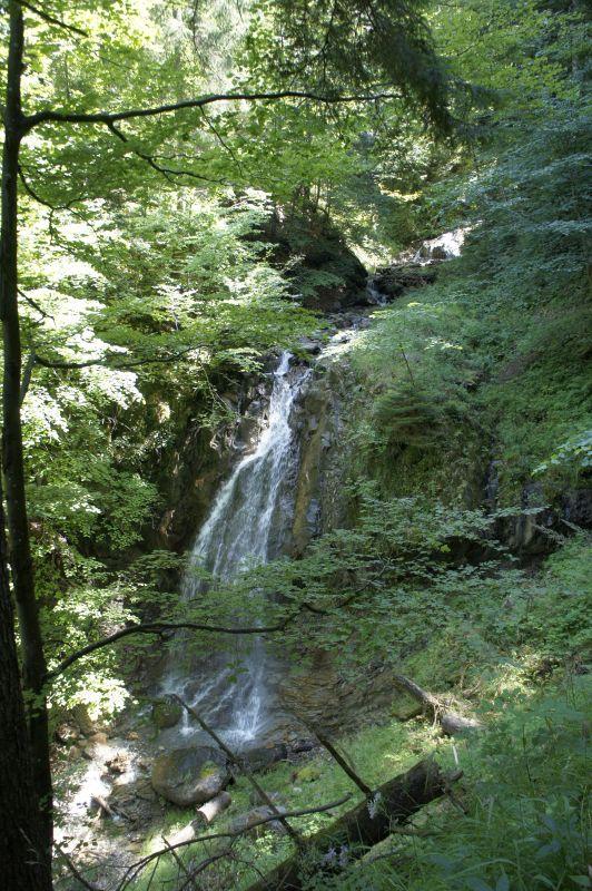 Wasserfall im Tobel