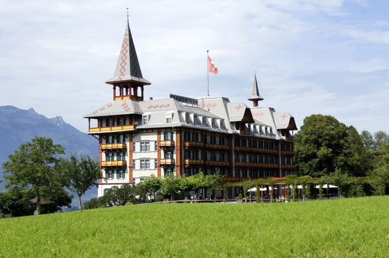 Hotel Pax-Montana in Flüeli