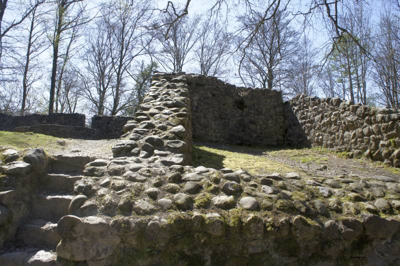 Burgruine Wulp