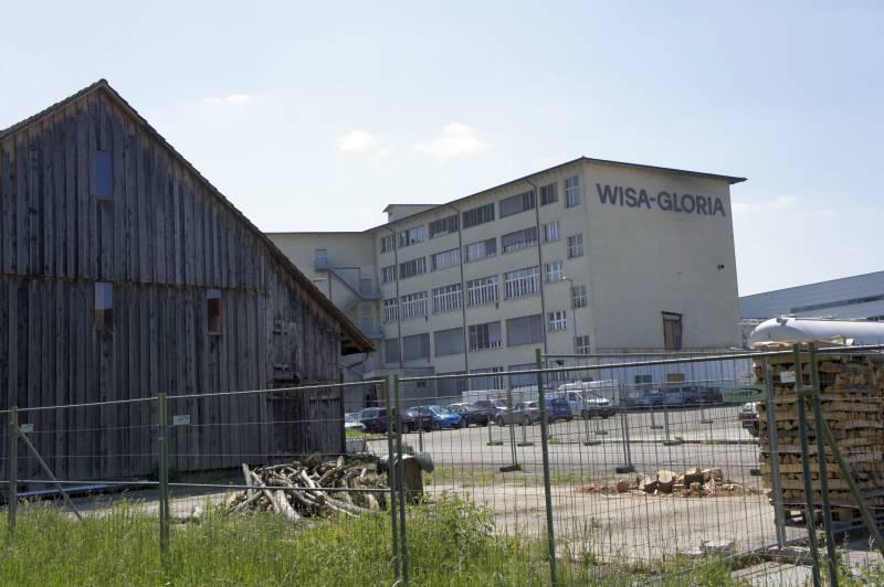 WISA-GLORIA Gebäude Lenzburg