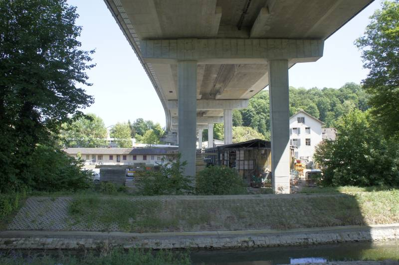 Autobahnbrücke Lenzburg