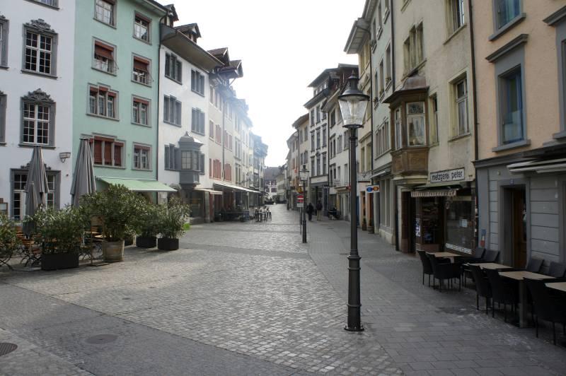 Altstadt von Schaffhausen