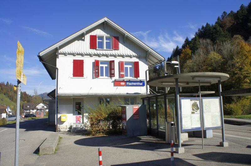 Bahnhof Fischenthal