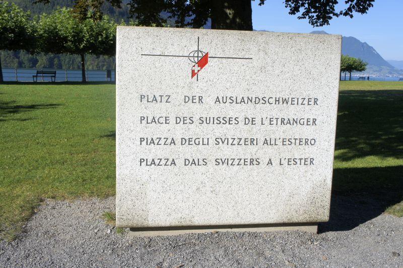Platz der Auslandschweizer