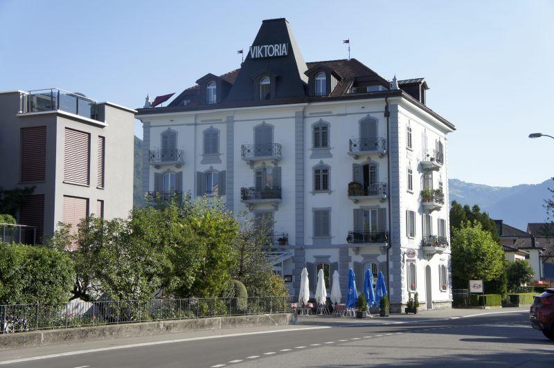 Hotel aus vergangenen Zeiten