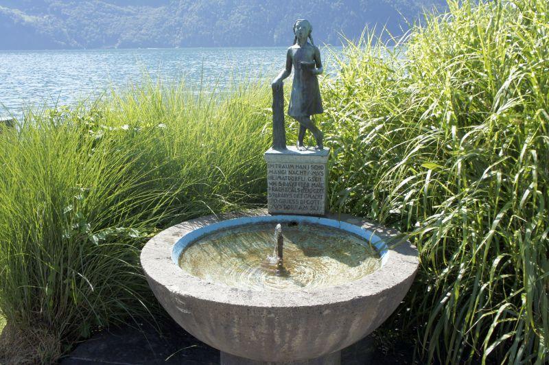 Brunnen in Gersau