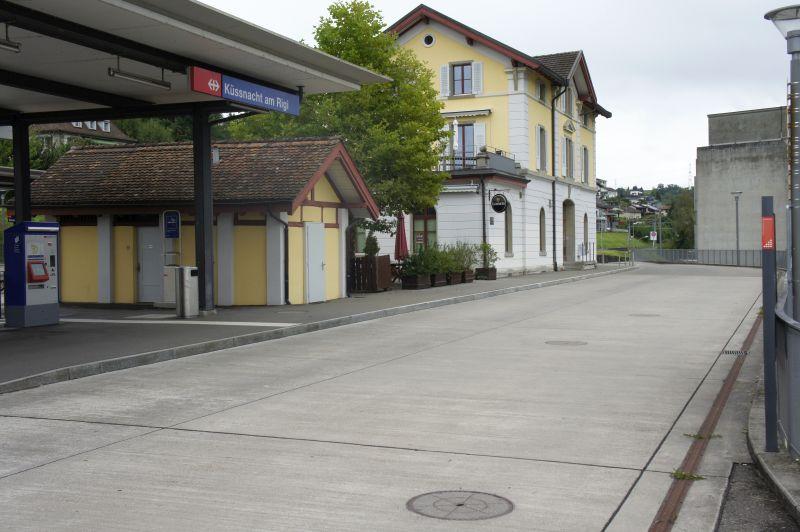 Bahnhof Küssnacht