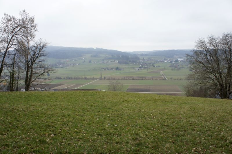 Blick über das Wynental