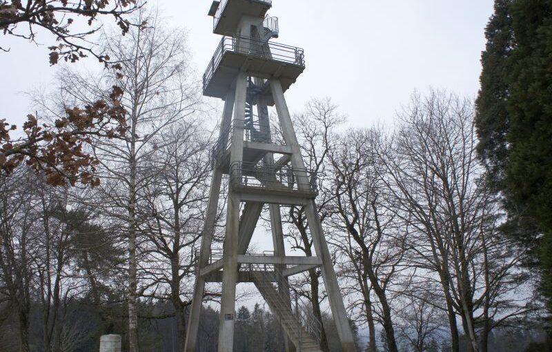 Von Zetzwil nach Oberkulm: Im Nebel über den Homberg